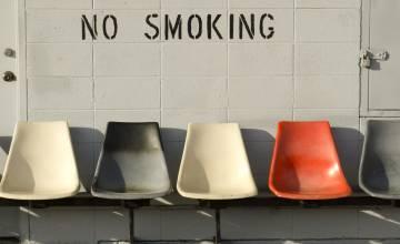 Smettere di fumare in gravidanza e davanti al bambino